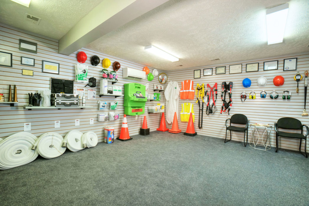 See Our Product Lines In The General Fire And Safety Showroom