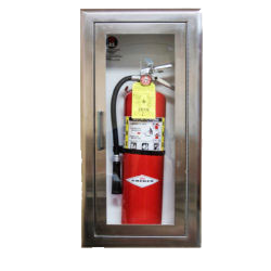 Fire Extinguisher Cabinate