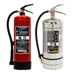 Fire Extinguishers Ansul